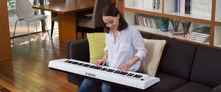 """""""Yamaha NP32 Portable Keyboard review"""
