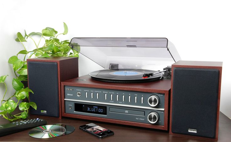 Best All-In-One Turntable