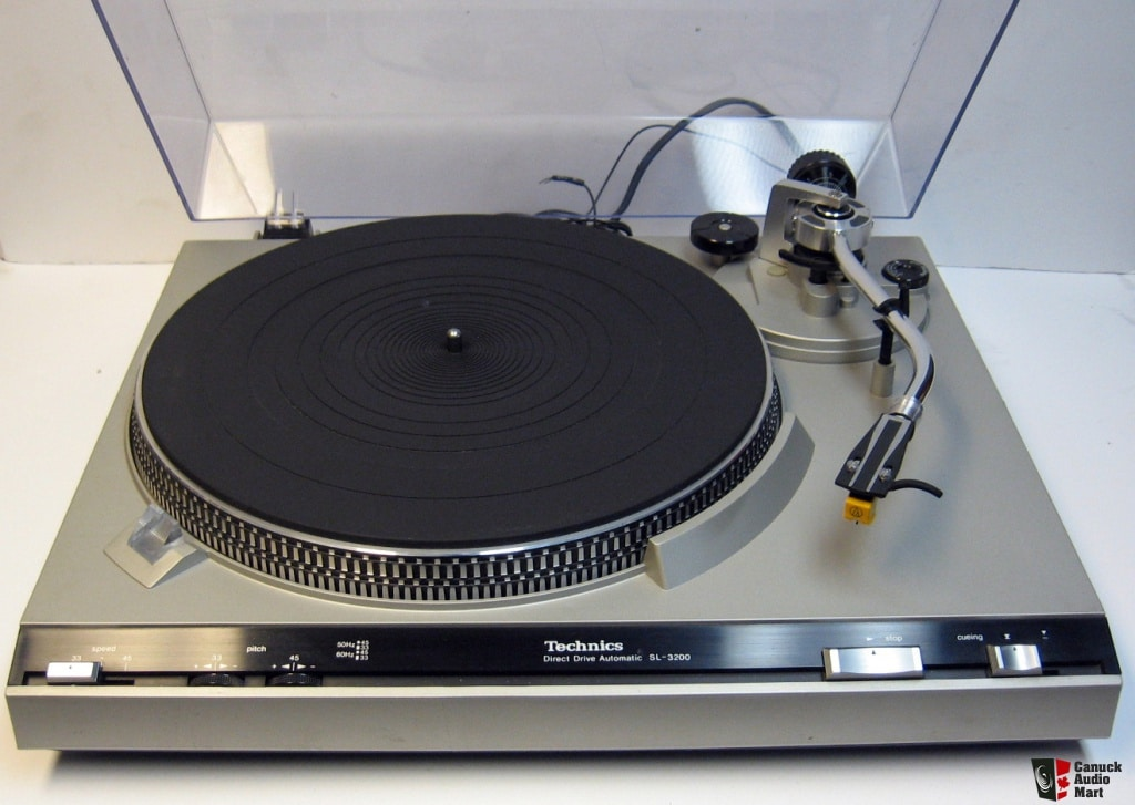 Best Direct Drive Turntable Reviews