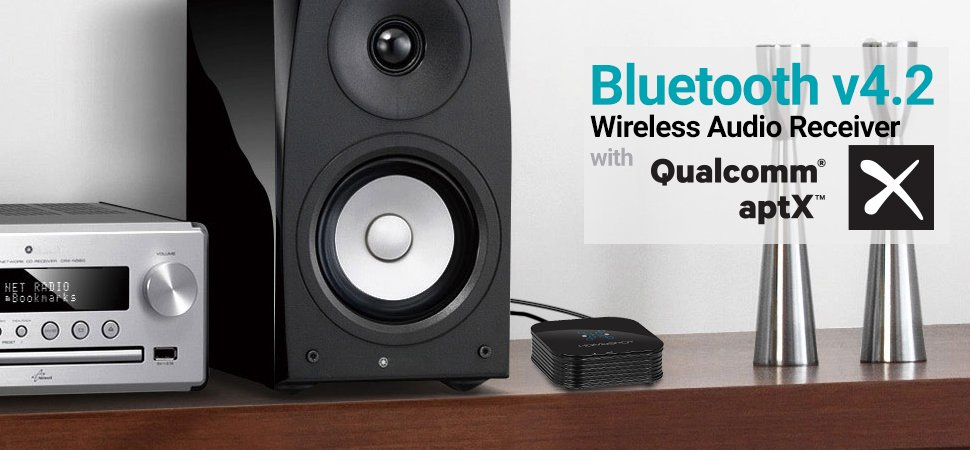 Best Bluetooth Receiver For Stereo