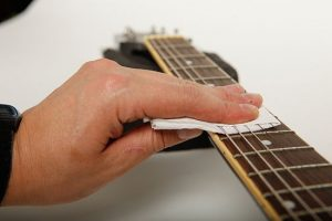 How To Clean A Guitar