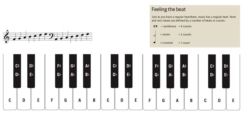 """How to Play an Electronic Keyboard""的图片搜索结果"