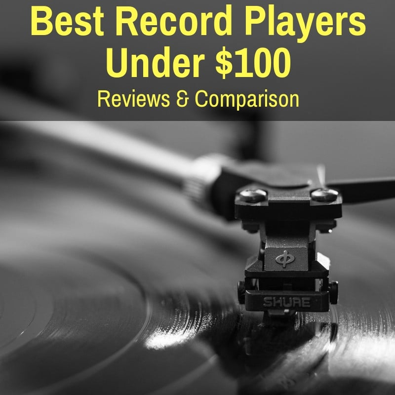 Best Turntable Under 100