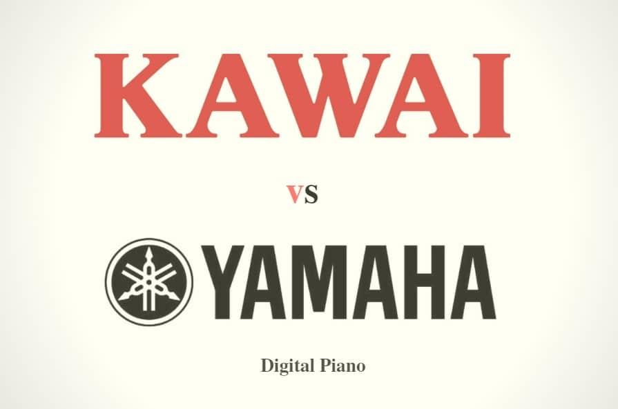 Yamaha Piano vs Kawai Piano