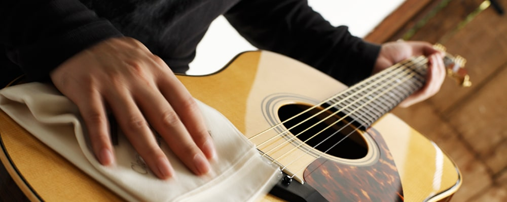 Guitar Maintenance And Care Tips